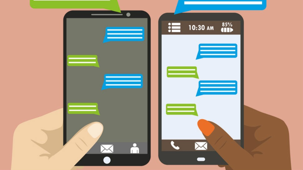 text messaging - How you can tell when someone is seeing your text messages