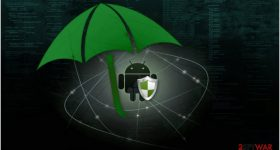 Android devices can also get infected with malware