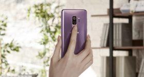 Five Ways to Take Screenshots on Samsung's Latest Galaxy S9 and Galaxy S9+