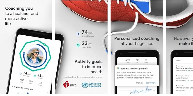 google fit - Google Fit wants to help you remember your New Year's resolutions